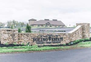 Folino Estate Vineyard and Winery