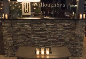 Willoughbys on Park is a premier fine dining establishement with a contemporary atmosphere in Pennsylvanias Americana Region.