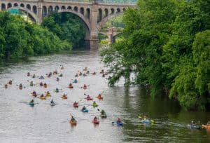 16th Annual Schuylkill River Sojourn