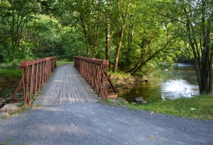 Union Canal Towpath Trail