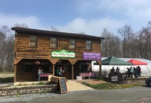 Oley Valley Organics store front