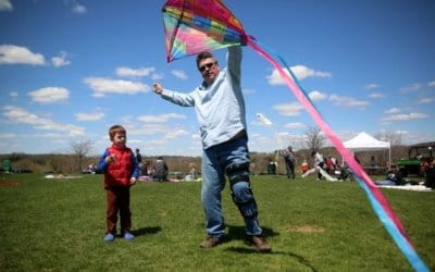 Kites, Fiddles, and Beer this weekend in Berks County