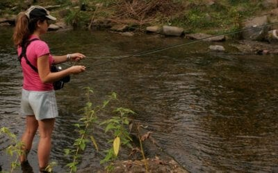 Fly Fishing in Berks County, Pennsylvania