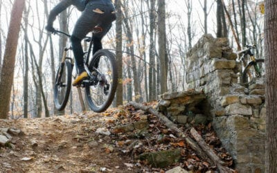 Perfect roads for cycling in Berks County