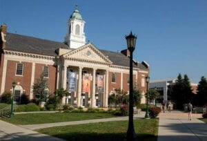 Kutztown University's Schaeffer Auditorium