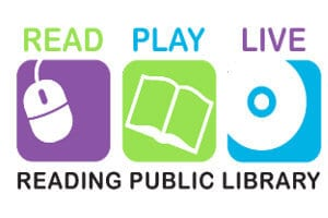 Read Play Live Tagline of Logo