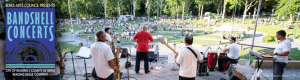 reading concerts in city park - free music fridays