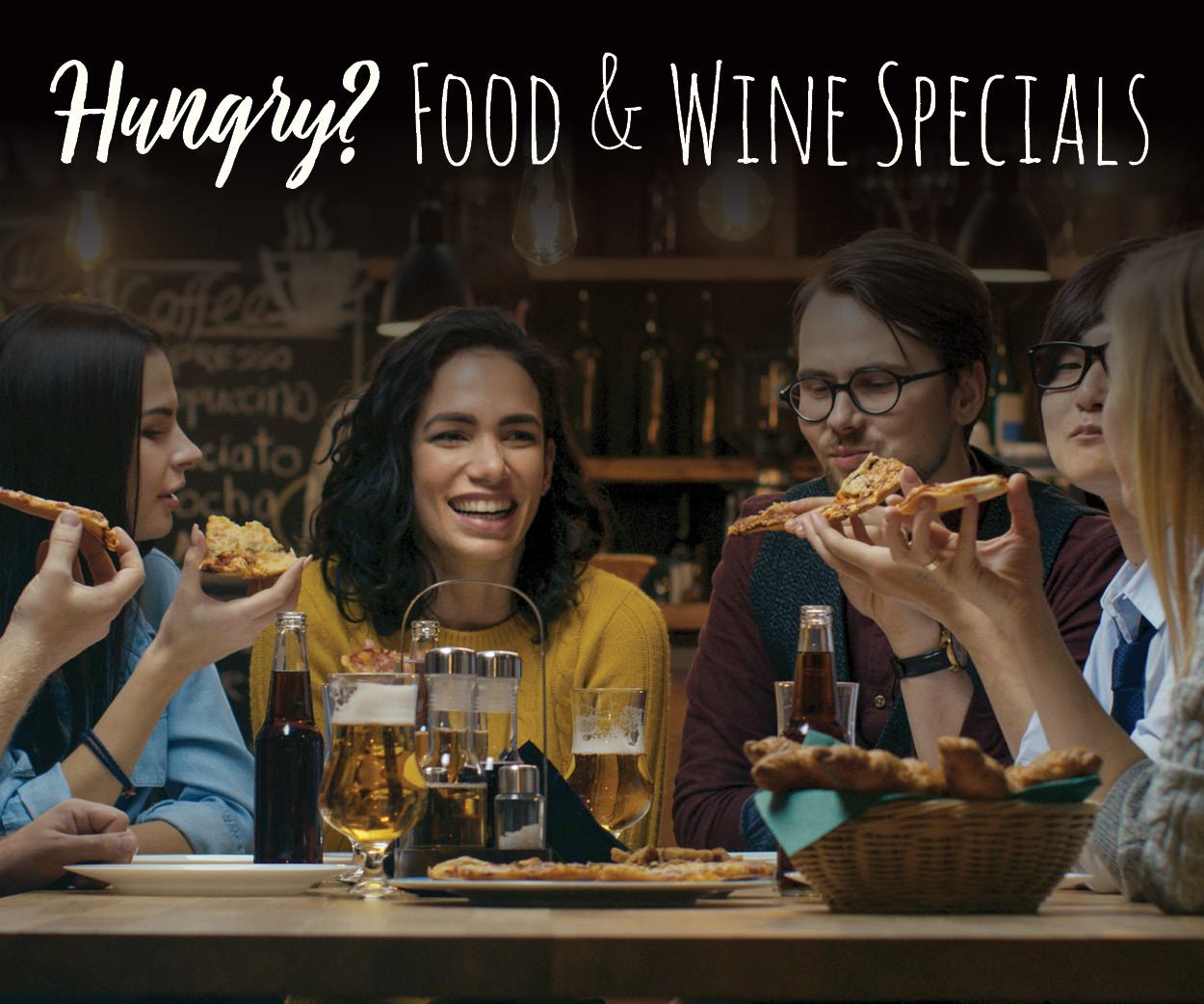 Food and Wine Specials