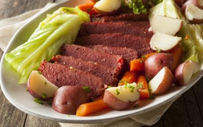 Celebrate St. Patrick's Day with Traditional Irish Fare